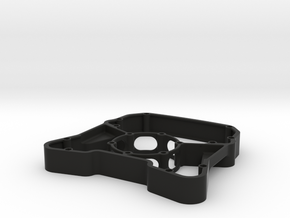 Button Plate Enclosure - Fits Momo Mod 30, Mod 88, in Black Strong & Flexible