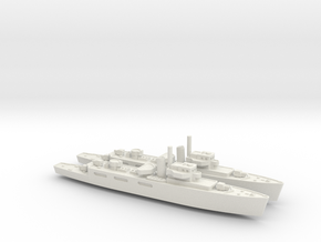 K4 Lorelei 1/1800 x2 in White Natural Versatile Plastic
