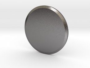 HADES Coin in Polished Nickel Steel