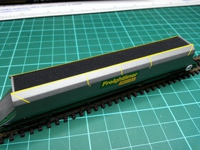 HHA Load N Gauge 1:148 in Black Natural Versatile Plastic