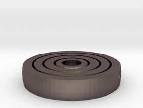 Spinny Fidget in Stainless Steel