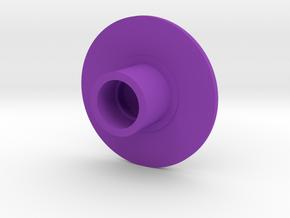 Joystick Bottom Half in Purple Strong & Flexible Polished
