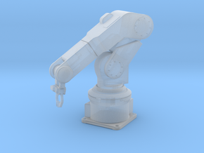1/24 Robotic Arm Solid Round in Frosted Ultra Detail