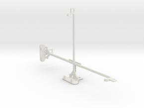 Acer Iconia W3-810 tripod & stabilizer mount in White Natural Versatile Plastic
