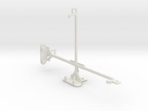 Amazon Fire 7 tripod & stabilizer mount in White Natural Versatile Plastic