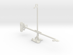 Asus Google Nexus 7 Cellular tripod mount in White Natural Versatile Plastic