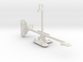 Apple iPhone 6s tripod & stabilizer mount in White Natural Versatile Plastic