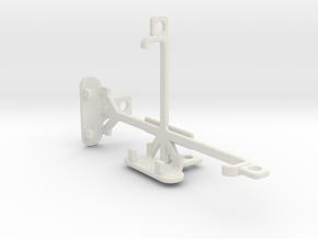 Celkon A407 tripod & stabilizer mount in White Natural Versatile Plastic