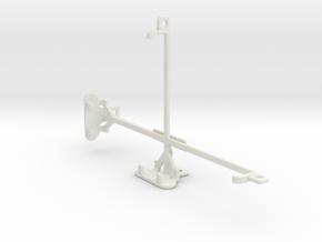 Icemobile G8 tripod & stabilizer mount in White Natural Versatile Plastic