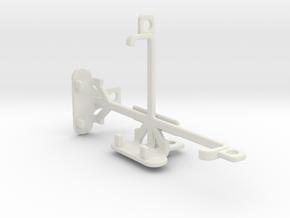 Maxwest Astro 3.5 tripod & stabilizer mount in White Natural Versatile Plastic