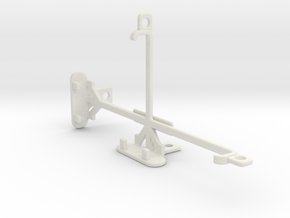 OnePlus One tripod & stabilizer mount in White Natural Versatile Plastic