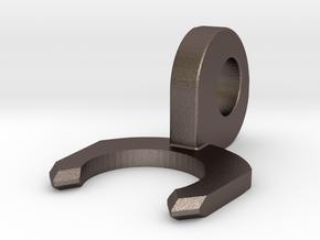 Bodwen Tube Locking Clip in Stainless Steel
