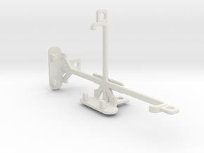 verykool SL4502 Fusion II tripod mount in White Natural Versatile Plastic