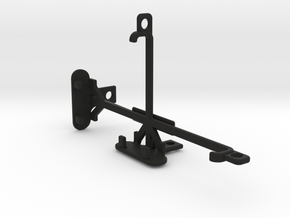 Xiaomi Redmi 3s Prime tripod & stabilizer mount in Black Strong & Flexible