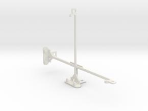Xiaomi Mi Pad 7.9 tripod & stabilizer mount in White Natural Versatile Plastic