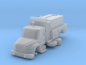 1/64 FDNY Seagrave Foam tanker in Frosted Ultra Detail: 1:64