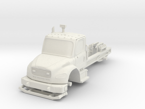 1/87 FDNY seagrave Mask Service Unit chassis in White Natural Versatile Plastic