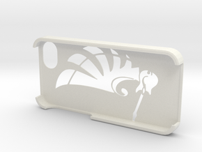 Musical IPhone Case in White Natural Versatile Plastic