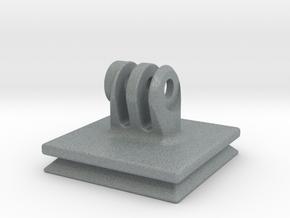 Arca-Swiss Square GoPro QR Plate in Polished Metallic Plastic