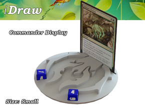 Commander Display Golgari in White Natural Versatile Plastic: Small