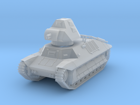 PV146C FCM 36 Light Tank (1/87) in Smooth Fine Detail Plastic
