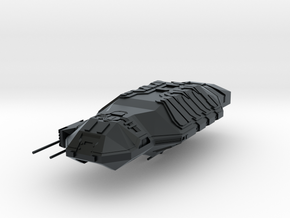 "Kushan ""Imperator"" Carrier in Black Hi-Def Acrylate"