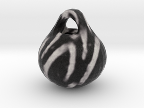 Zebra ORNAMENT in Full Color Sandstone