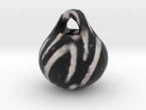 Zebra ORNAMENT in Full Color Sandstone