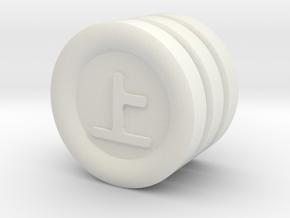GUNGI game Spy+Clandestinite 3x in White Natural Versatile Plastic
