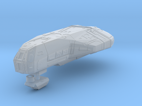 "Kushan ""Cavalier"" Light Corvette in Smooth Fine Detail Plastic"
