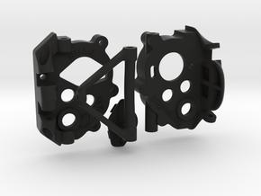 Margouillat Trany   Complete kit in Black Strong & Flexible