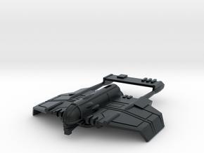 CloakShape Fighter 1/270  in Black Hi-Def Acrylate