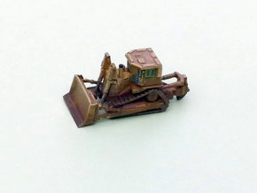 Armored Dozer Doobi 1/144 Scale in Frosted Ultra Detail