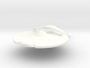 1/2500 Destroyer Jenghiz V3a in White Processed Versatile Plastic