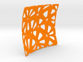 RS 042 in Orange Processed Versatile Plastic
