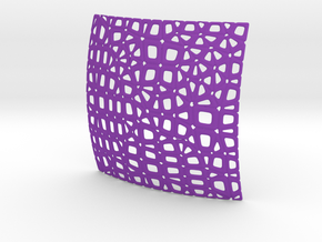 RS 033 in Purple Strong & Flexible Polished