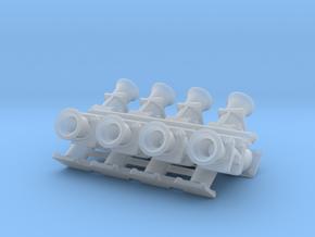 LS3 OBX Crossram 1/18 in Smooth Fine Detail Plastic