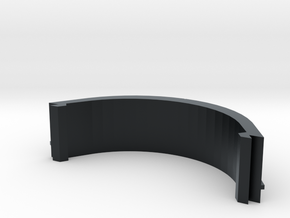 HO CLRV Front End Skirt in Black Hi-Def Acrylate