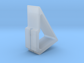 Affinity Stand | iPhone Holder & Charger in Smooth Fine Detail Plastic