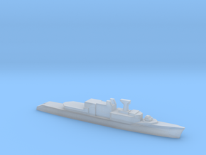 Annapolis-class DDH, 1/2400 in Smooth Fine Detail Plastic