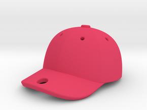 Cap 1611041651 in Pink Processed Versatile Plastic