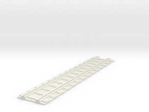 X-165ng-b2b-long-track-joiner-1a in White Natural Versatile Plastic