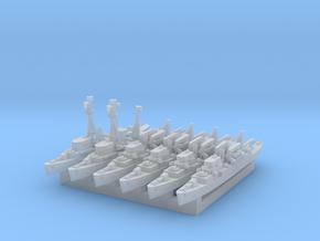 APD & DER X6 (FUD) in Smooth Fine Detail Plastic: 1:2400
