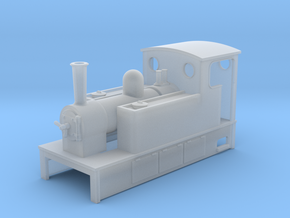 TTn3 Side tank tram Loco 61  in Frosted Ultra Detail