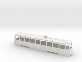 KTM-5M3 0 scale [body] in White Natural Versatile Plastic: 1:48 - O
