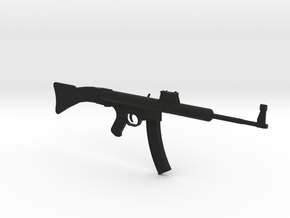 Sturmgewehr MP 45(M), Storm Rifle, 1/6 in Black Natural Versatile Plastic