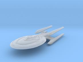 Quinn Class HvyCruiser in Smooth Fine Detail Plastic