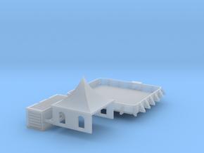 Eisbahn - 1:220 oder 1:160 in Smooth Fine Detail Plastic: 1:220 - Z