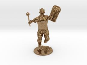 Goblin Miniature in Natural Brass: 1:60.96