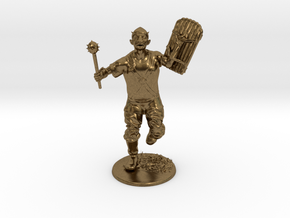 Goblin Miniature in Natural Bronze: 1:60.96